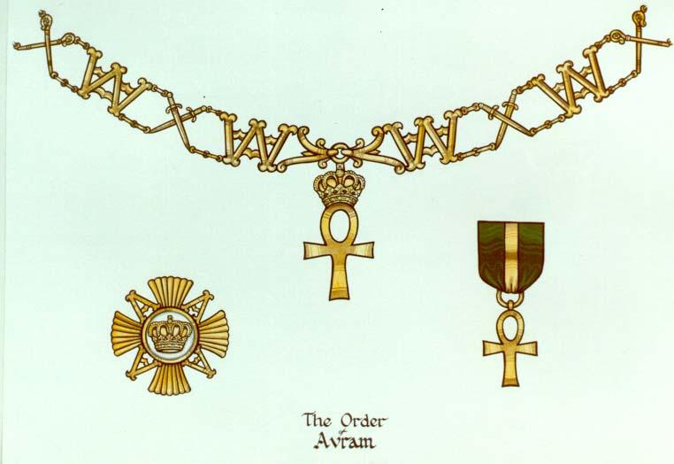 order of avram